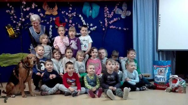 dzieci z przedszkola